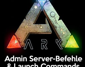 ARK Server Befehle