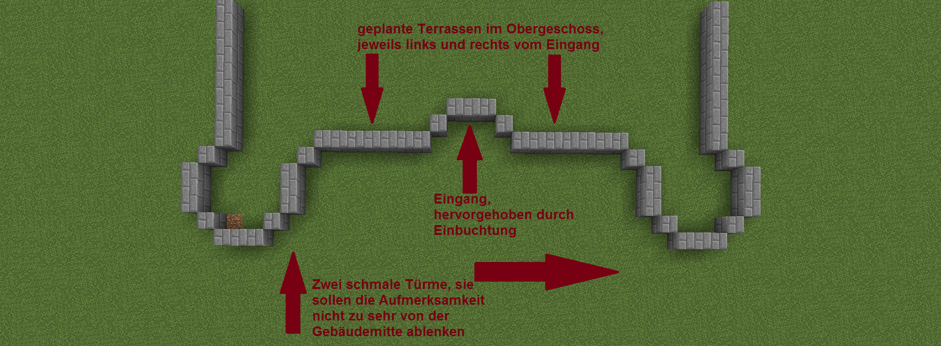 Minecraft bau tutorial