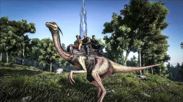 ARK Patch v233.0 - Gallimimus