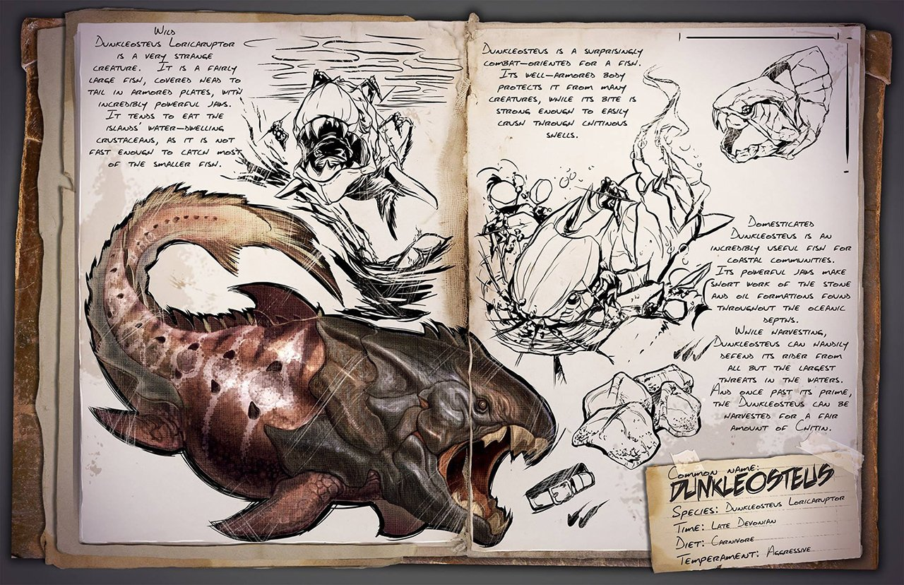 ARK: Survival Evolved Patch Notes - 258 GameWatcher
