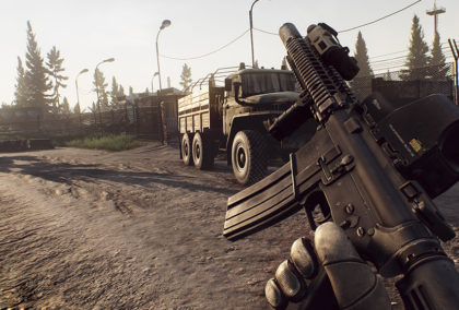 Escape from Tarkov - Closed Alpha Gameplay