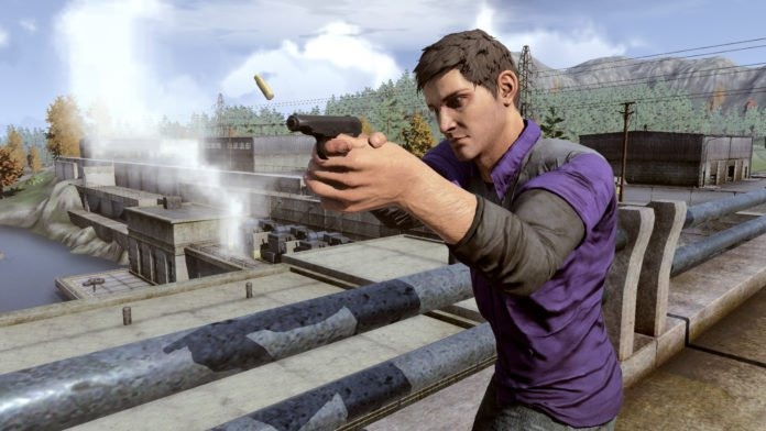 H1Z1: Just Survive Game Update vom 21.12.2016
