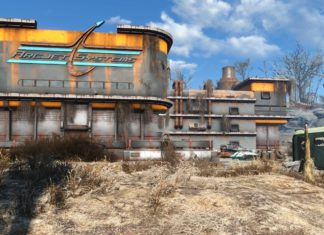 Fallout 4 - Arcjet Systems
