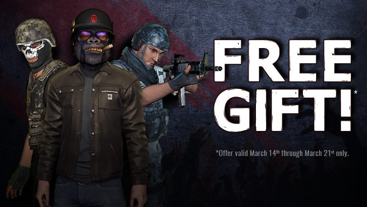 H1Z1: Just Survive Promo & Update vom 14. März 2017
