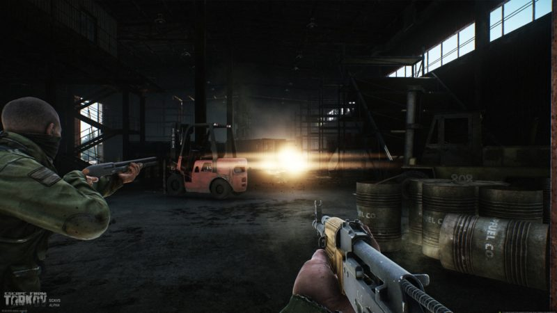 Escape from Tarkov - SCAV-Update