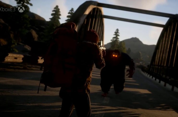 State of Decay 2 E3 2017 Gameplay Trailer