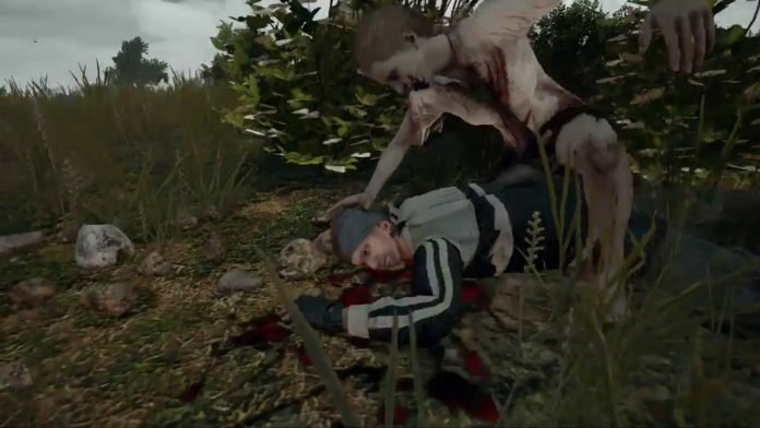 PlayerUnknowns Battlegrounds Zombiemodus