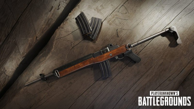 PlayerUnknowns Battlegrounds Mini-14
