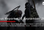 DayZ - Statusreport vom 26. September 2017