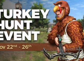 H1Z1 Turkey Hunt Event