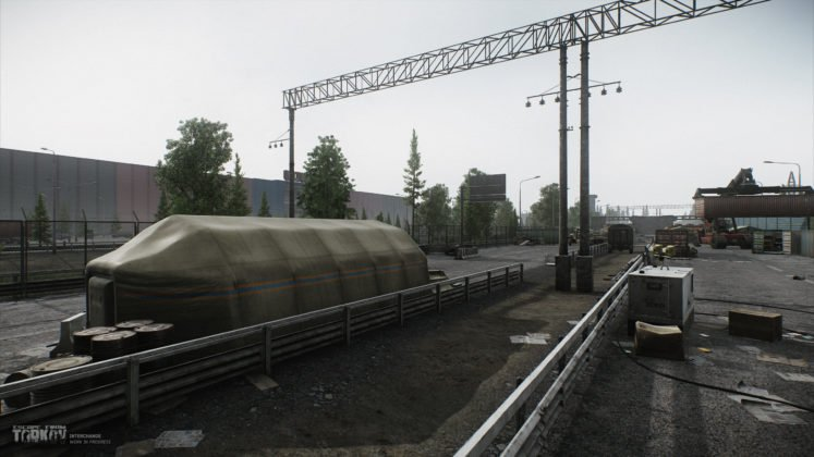 Escape from Tarkov - Interchange Screenshot