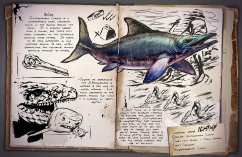 ARK-Dossier-Ichthyosaurus