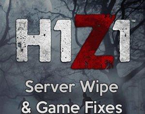 H1Z1 Wipe