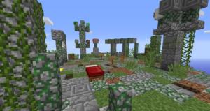 Minecraft Minigames Bed Wars