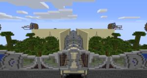 Minecraft Minigames The Walls