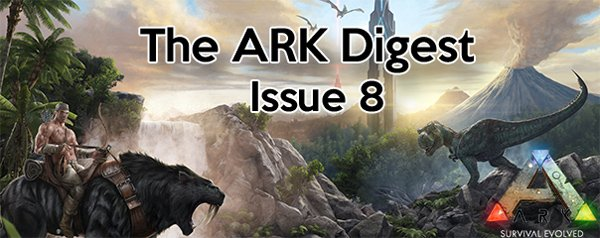 ARK Digest Issue 8