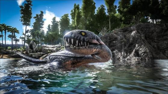 ARK - Plesiosaur