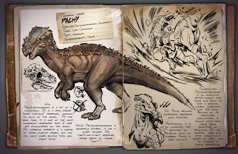 Dossier: Pachycephalosaurus