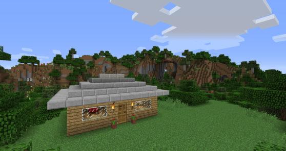 Minecraft Vanilla Gfx