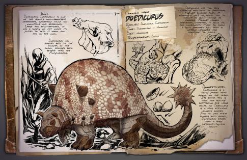 ARK Dossier Doedicurus