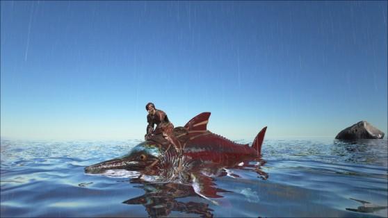 ARK - Ichthyosaurus