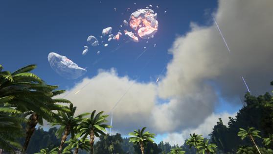 ARK Meteor Extinction Event