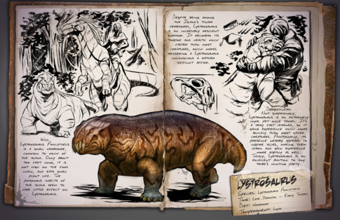 ARK Dossier Lystrosaurus
