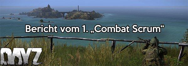 DayZ Standalone Combat Scrum