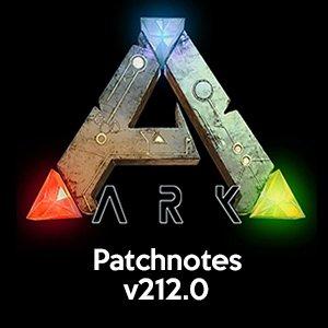 ARK Patch v212.0