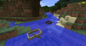 Minecraft Snapshot 15w41b Minecraft Boot Holz