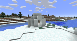 Minecraft Iglu