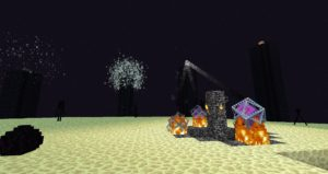 Minecraft Snapshot 15w44a - Ende wird zurückgesetzt.