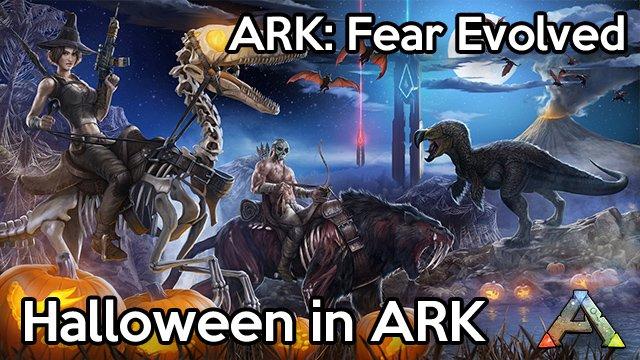 ARK Fear Evolved ARK Patch v221
