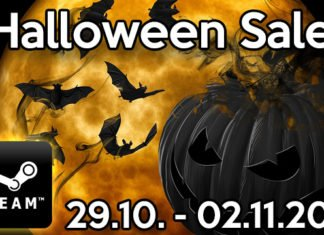 Steam Halloween Sale 2015