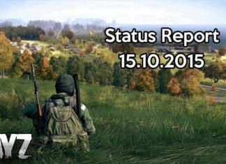 DayZ Status Report 15.10.2015