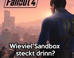 Fallout 4 - Specials & Perks