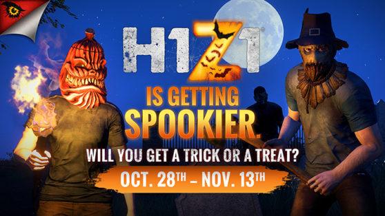 H1Z1 Halloween