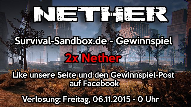 Nether Giveaway