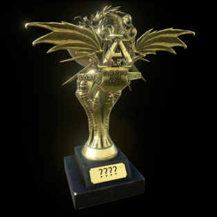 ARK Digest 19 - Survival of the Fittest The Last Stand Trophy