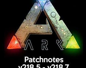 ARK Patch v218.7