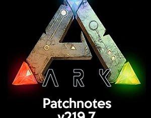 ARK Patch v219.7