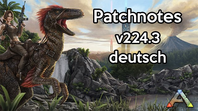 ARK Patch v224.3