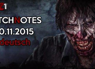 H1Z1 Game Update 10.11.2015