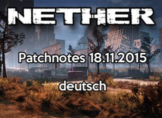 Nether Patchnotes 18.11.2015