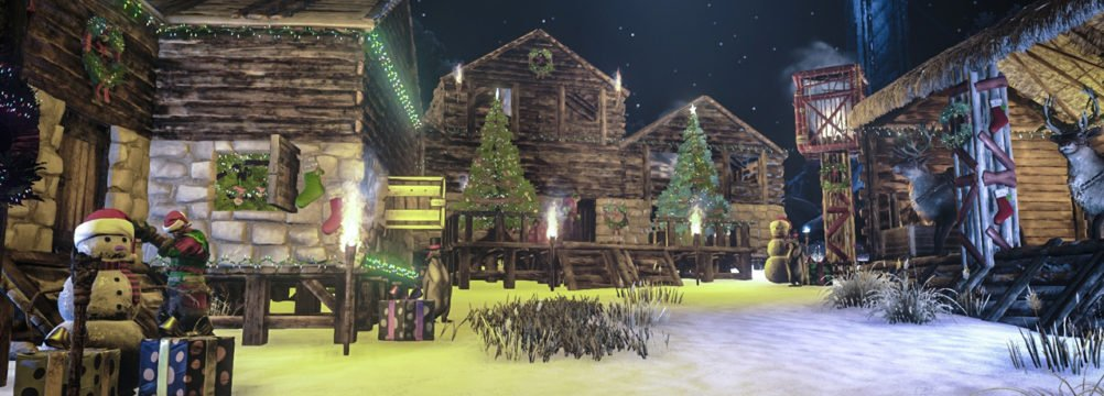 ARK: Winter Wonderland