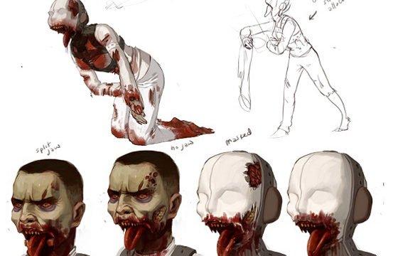 H1Z1 Screamer Zombie