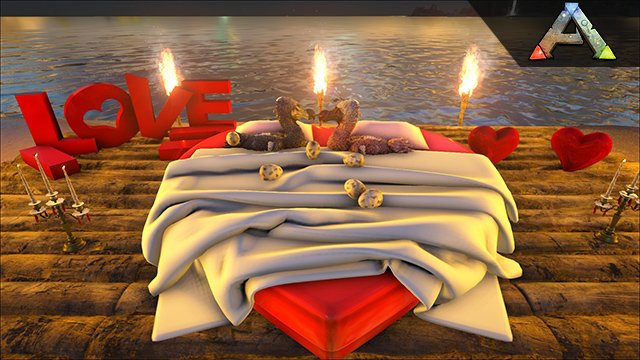 ARK Patch v235.8 - ARK Patch v235.7 - ARK Valentines Day Event