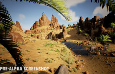 Conan Exiles - Pre-Alpha Screenshot des Spiels