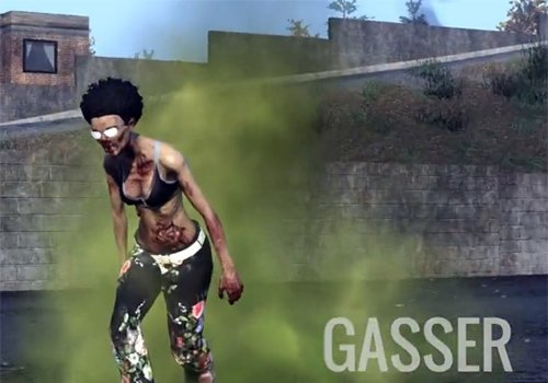 H1Z1: Just Survive Zombies - H1Z1 Gasser