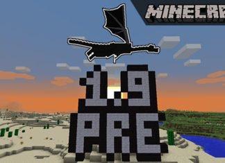 Minecraft 1.9 Release